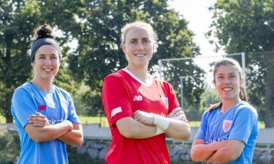 Iraia Iturregi define a los tres fichajes del Athletic femenino
