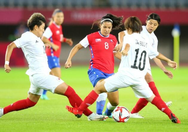 » Japón le puso fin al sueño de la 'Roja' femenina en los JJ.OO. de Tokio