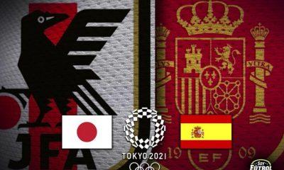 Japón vs España, definida la primera Semifinal de los Juegos Olímpicos