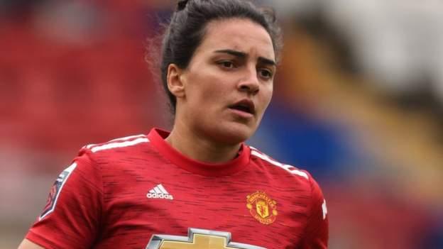 Jess Sigsworth: el Leicester City ficha al delantero del Manchester United para la primera temporada de la Superliga femenina