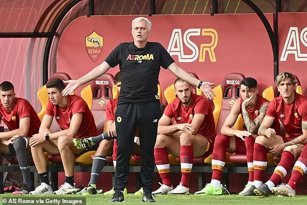 José Mourinho ha convertido su aventura en la Roma en un volante después de ganar 10-0 el jueves