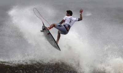 Juegos Olímpicos de Tokio 2020: Gabriel Medina gana y llega a semifinales |  Juegos Olímpicos