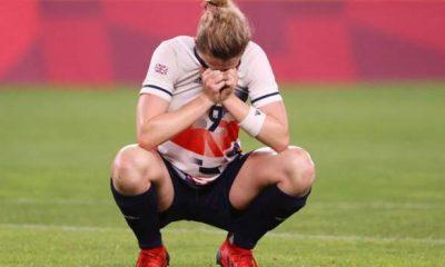 Juegos Olímpicos de Tokio: GB 'devastada' por la salida - Hege Riise
