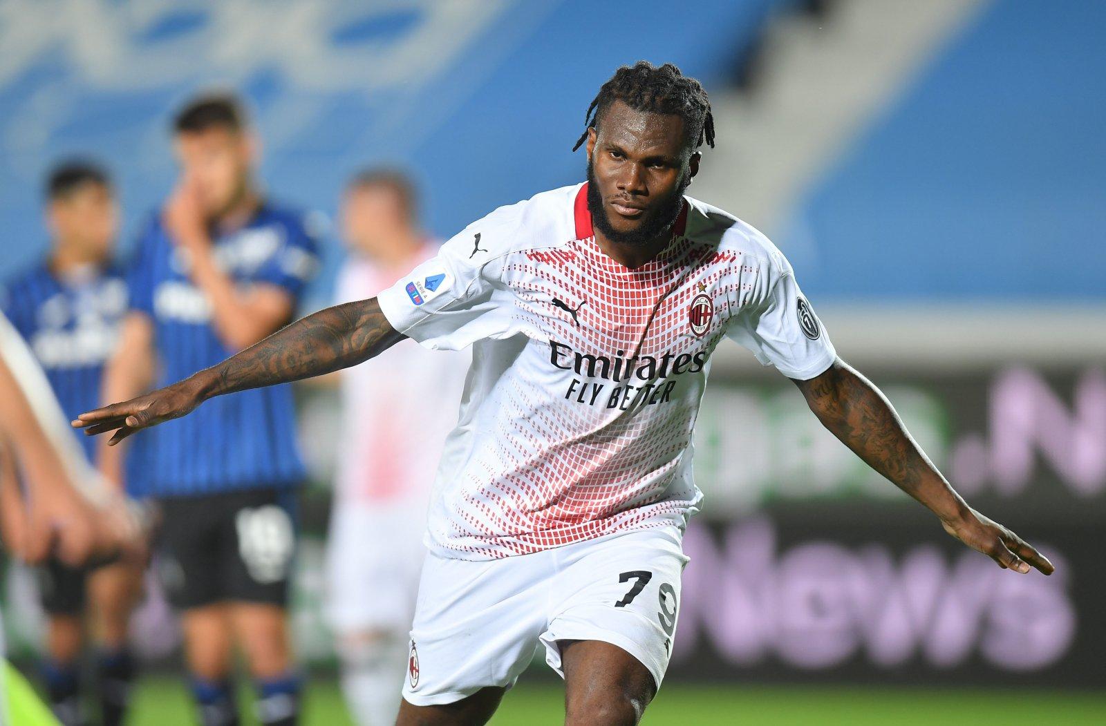 Kessie's AC Milan renewal talks stall