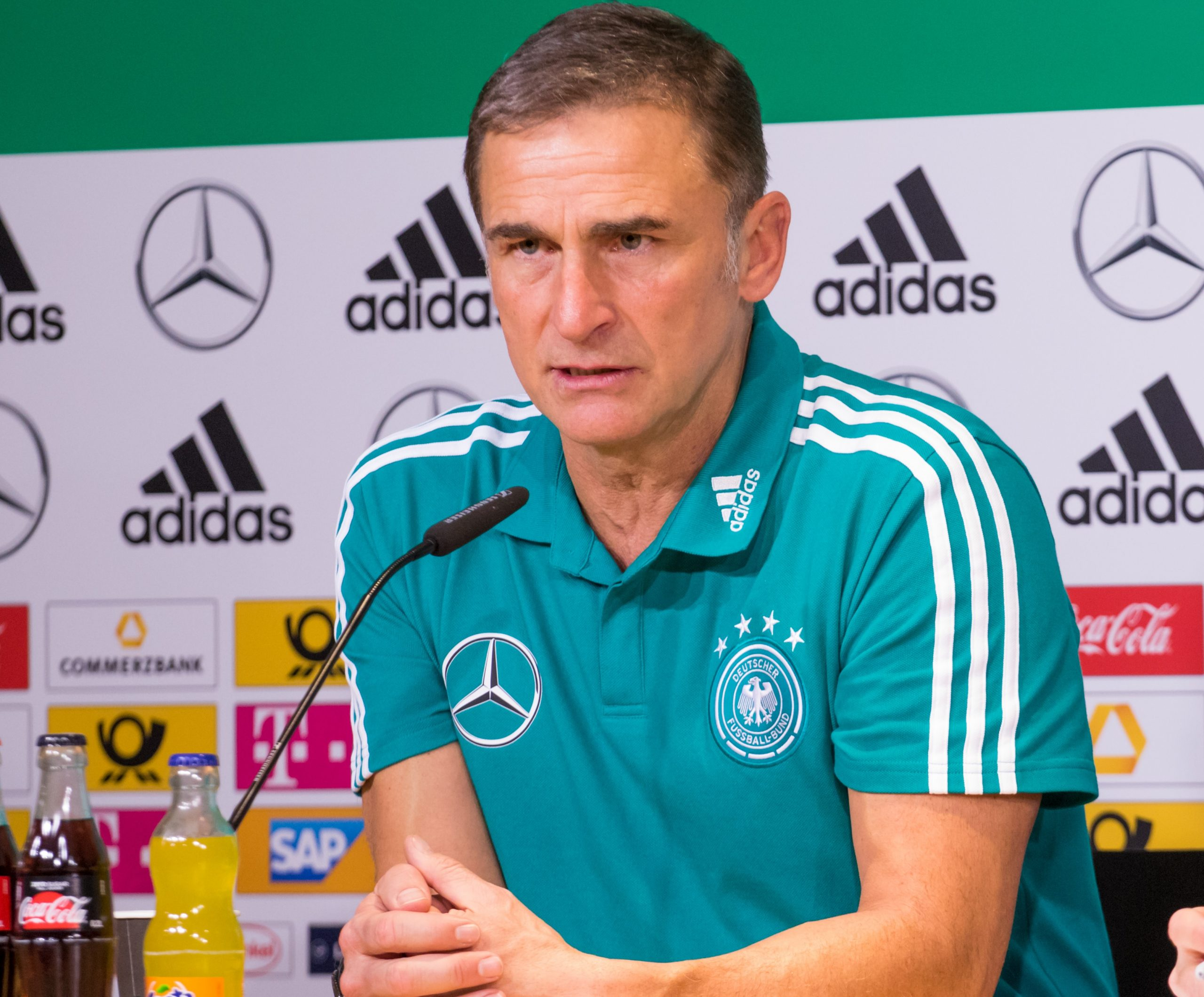 Kuntz lamenta las 'opciones limitadas' tras la salida de Alemania de los Juegos Olímpicos