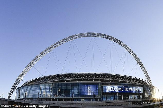 El estadio de Wembley albergará la final de la Champions League en 2024, anunció la UEFA