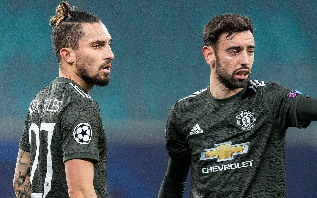 La estrella del Manchester United da una posible pista sobre su futuro en medio de especulaciones sobre transferencias