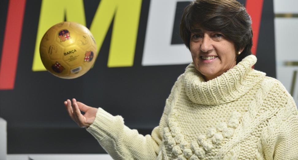La exjugadora del Barça, Ana Junyent, nueva entrenadora del Eibar