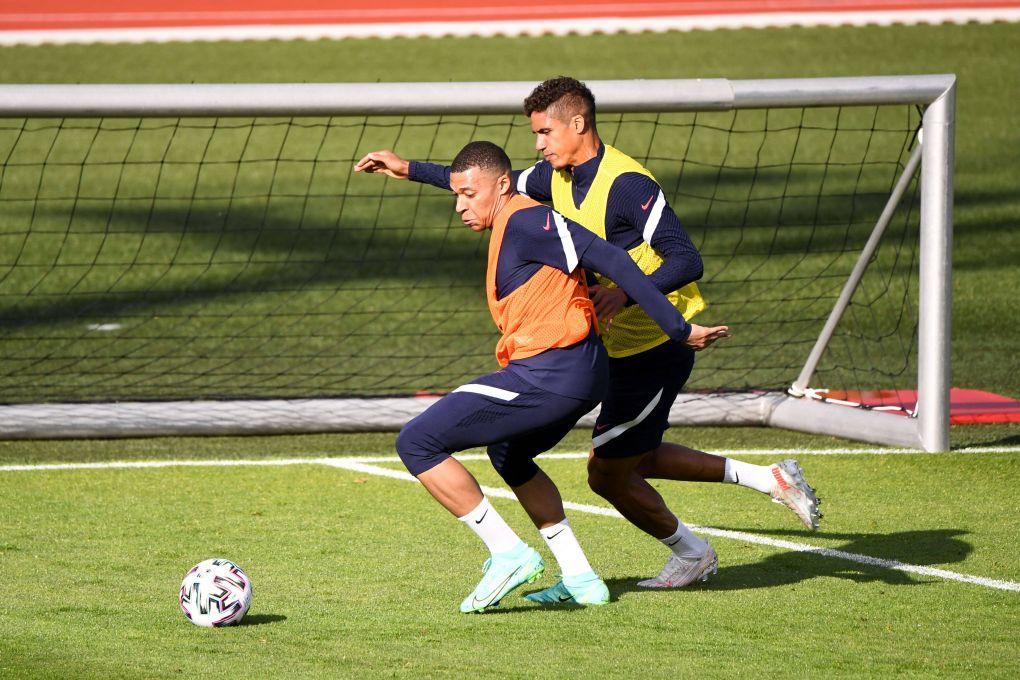 La negativa de Varane arruinó el plan de Mbappé del Real Madrid
