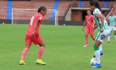 Lady Andrade habla de triunfo de Atlético Nacional femenino sobre Medellín | Futbol Colombiano | Fútbol Femenino