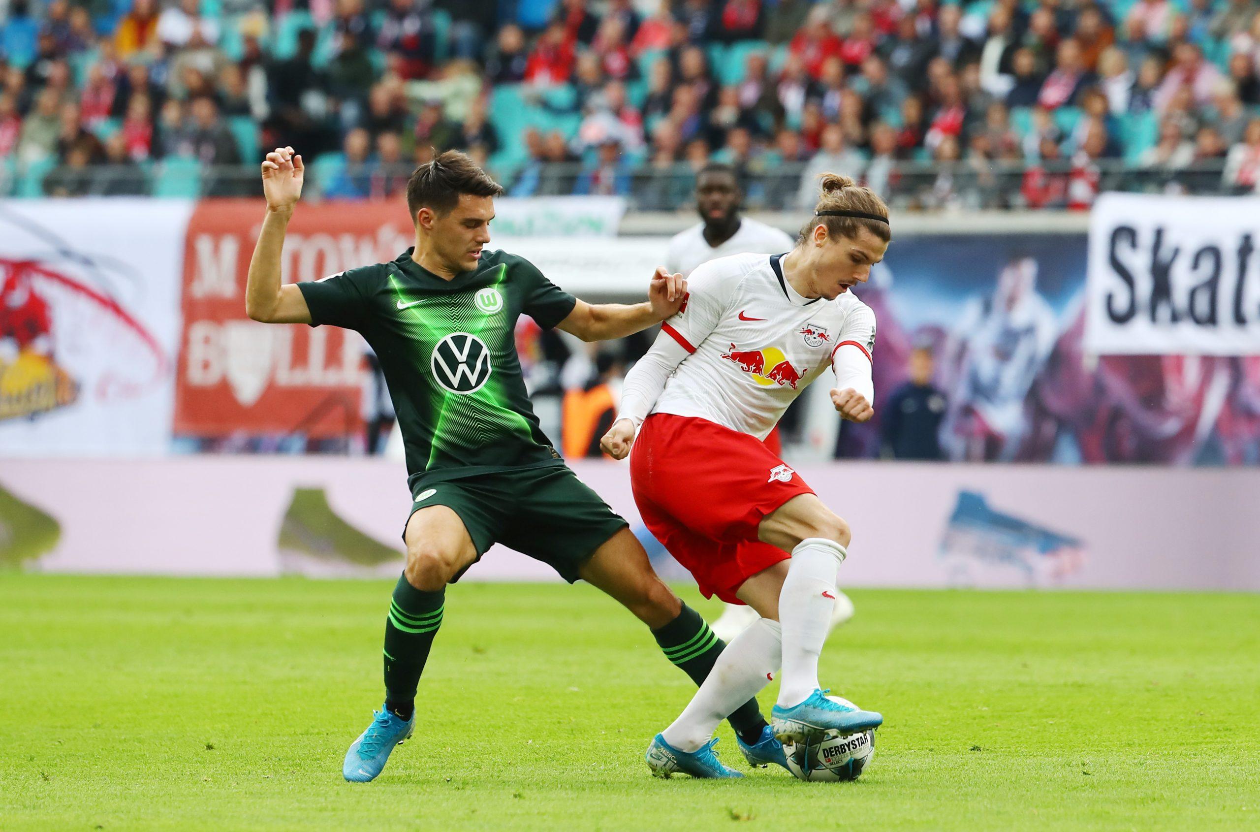 Lazio mira al extremo del Wolfsburgo como alternativa para Julian Brandt