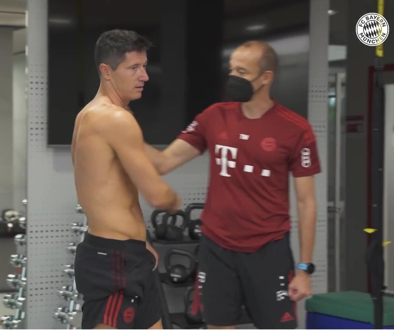 Lewandowski, Sané & Co. se preparan para la nueva temporada