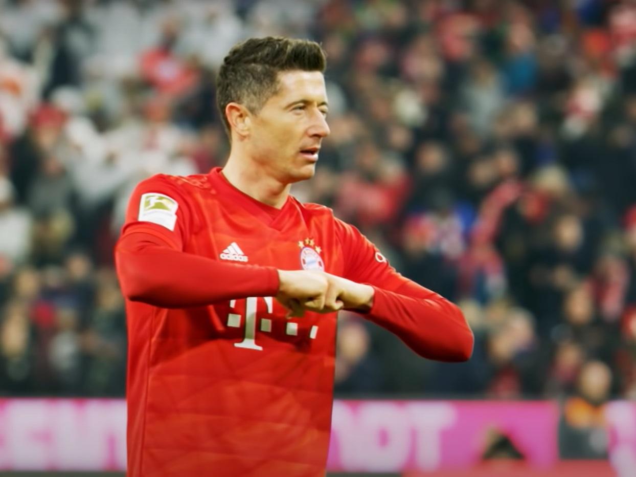Lewandowski definitivamente pasará los próximos dos años en el Bayern