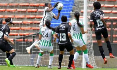 Liga Femenina Atlético Nacional y Deportivo Cali empataron sin goles | Futbol Colombiano | Fútbol Femenino