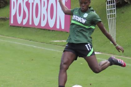 Liga Femenina Colombia Nacional vs Medellín Yisela Cuesta   Futbol Colombiano   Fútbol Femenino