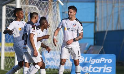 Liga de Quito dejó listo su 11 titular para el partido de Copa Sudamericana
