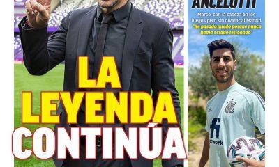 Documentos de hoy: La leyenda de Simeone continúa, el Barcelona echa un vistazo a los porteros, Laporta y Koeman confían en que mantendrán a Messi