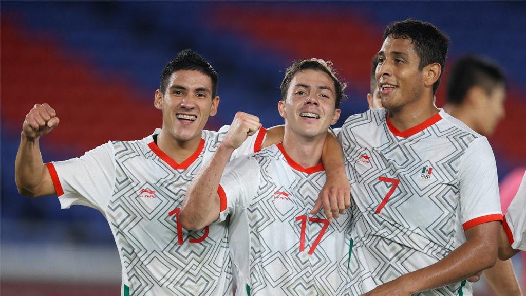 México en Tokio 2020: Cerca de ser el torneo FIFA con más goles del Tri en su historia