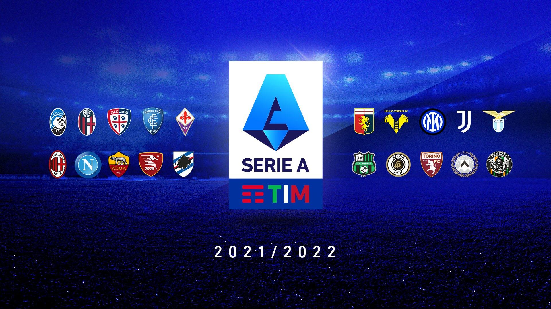 OFICIAL I Ya se conoce el calendario para la Serie A 2021/22