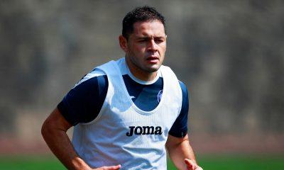 Pablo Aguilar sueña con regresar al Sportivo Luqueño, equipo donde se formó