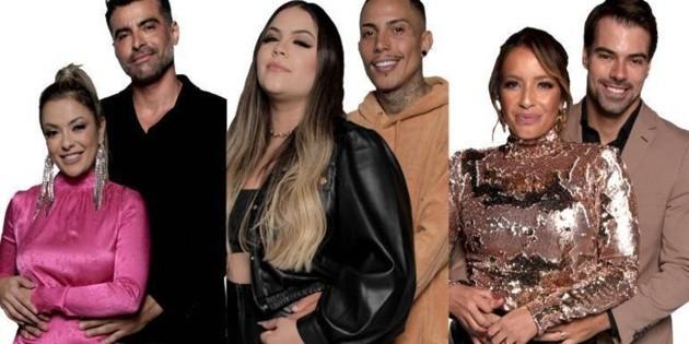 Power Couple Brasil Encuesta 5: Li Martins y JP, Mari y Matheus y Renata y Leandro están en la República Dominicana;  vota por qué pareja quieres ELIMINAR |  RecordTV