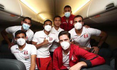 Listos para la revancha: Selección Peruana llegó a Río de Janeiro para el duelo ante Brasil