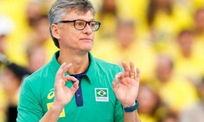 """Renan Dal Zotto evita encontrar culpables en la derrota de Brasil en los Juegos Olímpicos: """"El equipo no funcionó a veces"""""""