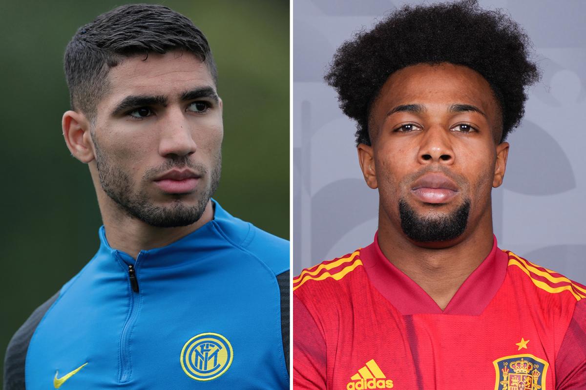 Siete alternativas de transferencia del Chelsea para Achraf Hakimi después de unirse al PSG, incluidos Adama Traore y Kieran Trippier
