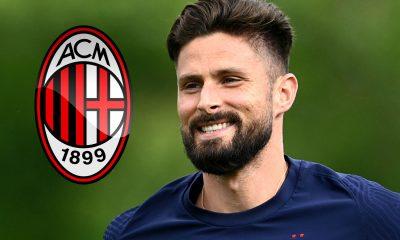 Olivier Giroud 'quiere DEJAR al Chelsea por el AC Milan después de acordar términos personales sobre la transferencia'