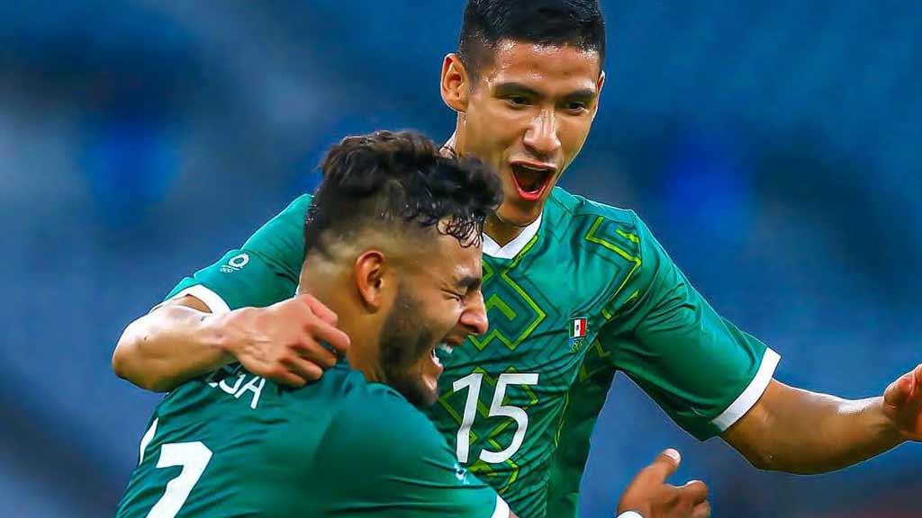 Selección Mexicana: La posible alineación contra Sudáfrica que mandaría Jaime Lozano en Juegos Olímpicos Tokio 2020