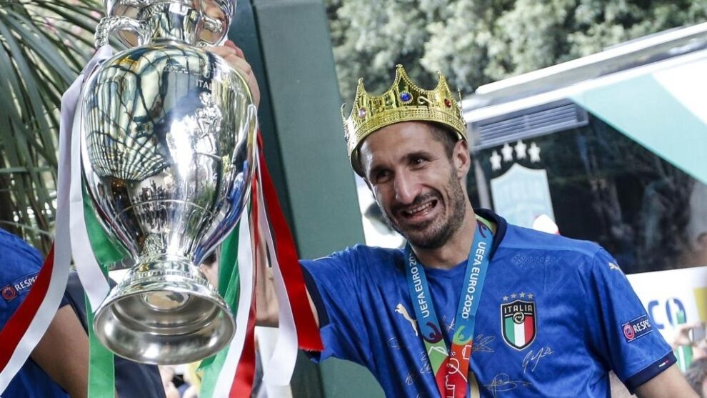 Serie A: Chiellini a free agent and without offers as he awaits Juventus' call