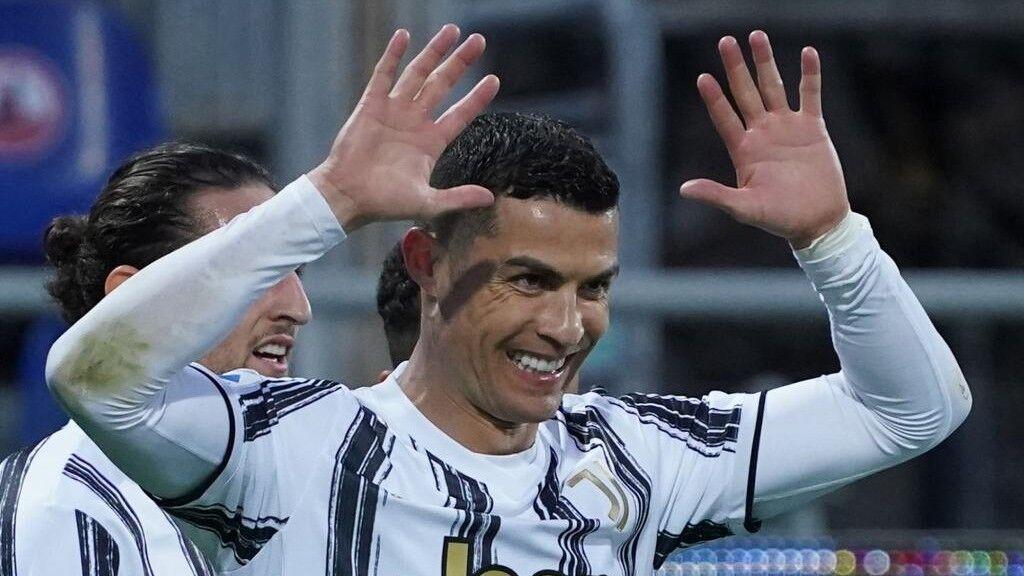 Serie A: Cristiano Ronaldo, Juventus and Messi's mirror