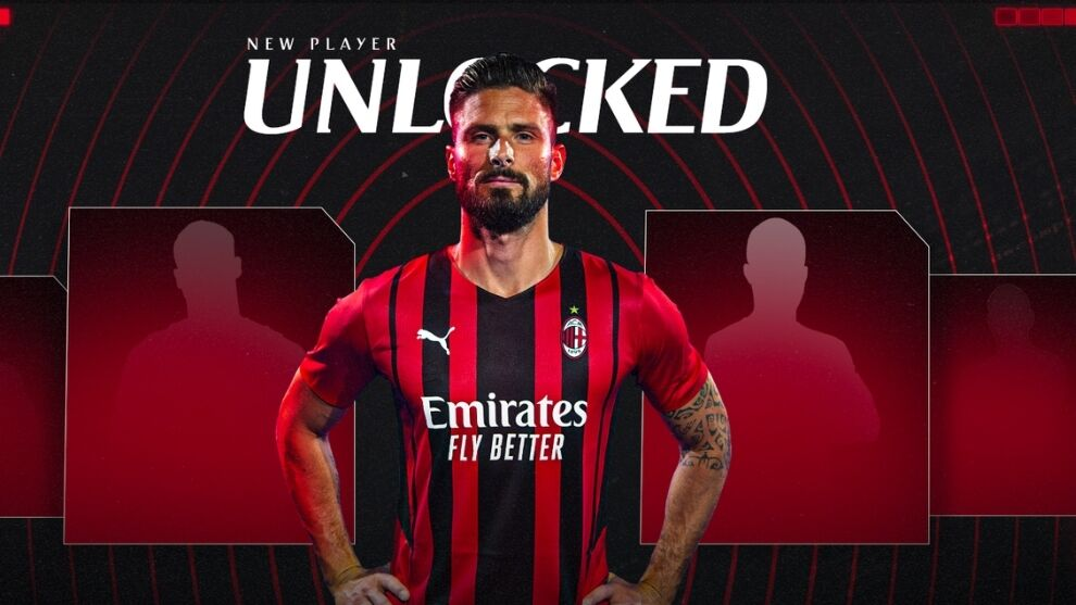 Serie A | Transfer Market: Official: Olivier Giroud completes AC Milan move