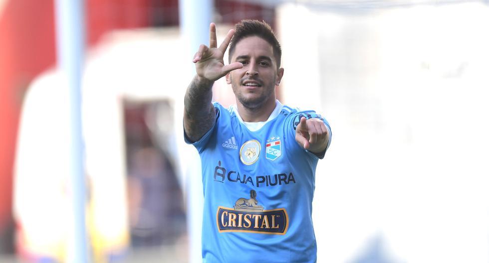 Sporting Cristal | Tras doblete en la Copa Sudamericana: Alejandro Hohberg es incluido en el once ideal de la semana | Liga 1 | nczd | FUTBOL-PERUANO