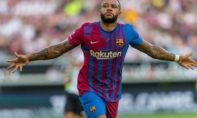 Stuttgart 0-3 Barcelona: Depay anota de manera sorprendente antes de que Demir selle la victoria en un amistoso de pretemporada