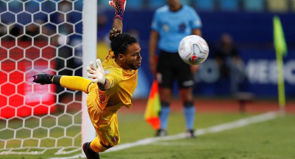 Perú vs. Colombia: Pedro Gallese destacó el rendimiento de los jugadores que se sumaron a la selección