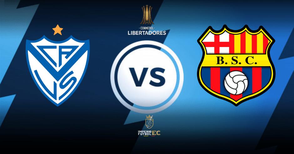 VER Barcelona vs Vélez Sarsfield EN VIVO partido Copa Libertadores