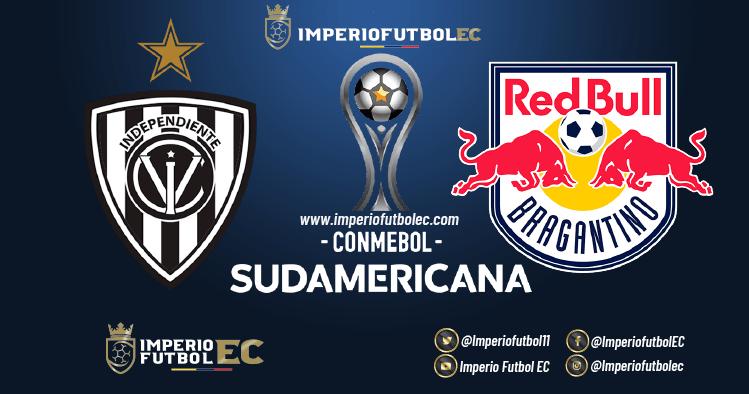 VER Independiente del Valle vs Bragantino EN VIVO por la Copa Sudamericana octavos de final