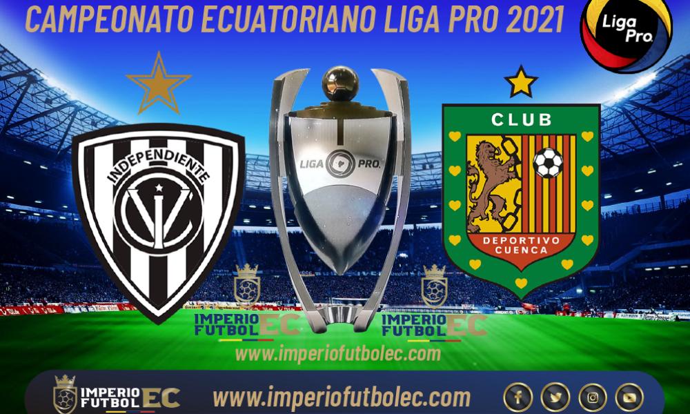 VER Independiente del Valle vs Deportivo Cuenca EN VIVO por la jornada 15 de la Liga Pro Ecuador