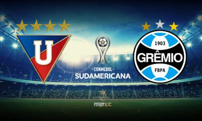 VER Liga de Quito vs Gremio EN VIVO DIRECTV partido por Copa Sudamericana