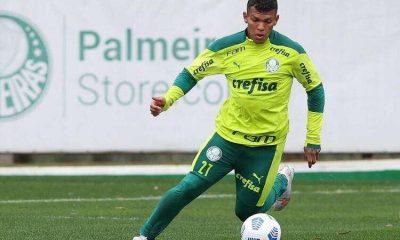 Verón celebra su remontada luego de 3 meses y espera tener más oportunidades en Palmeiras