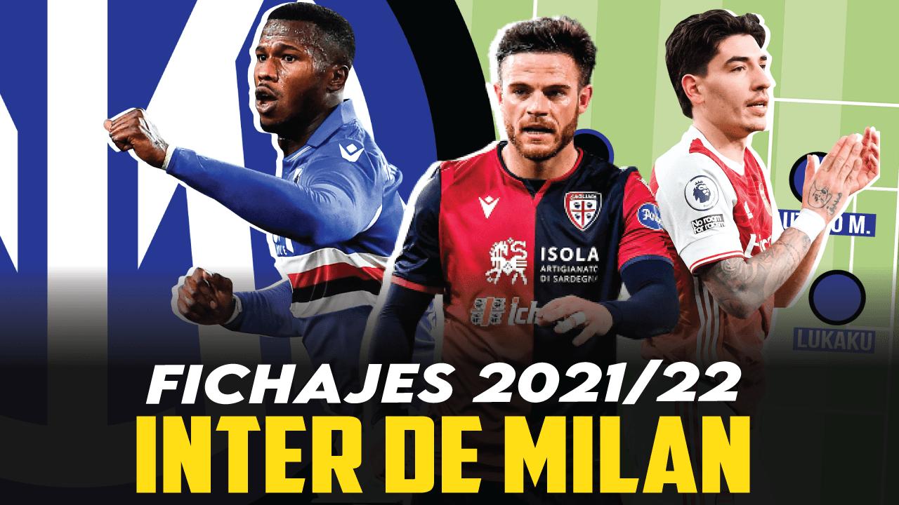 Vídeo I ¿Qué fichará el Inter en este mercado de verano?