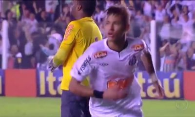 Vídeo: Puskas golazo de Neymar celebra su décimo aniversario