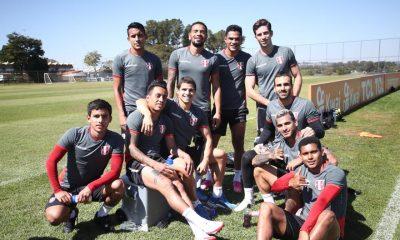 A un día del duelo ante Colombia: las mejores imágenes del entrenamiento de la Selección Peruana [FOTOS]