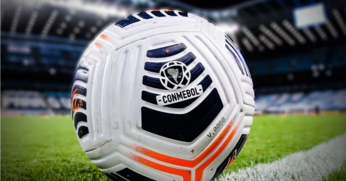 balon foto conmebol | Últimas Noticias Futbol Mundial