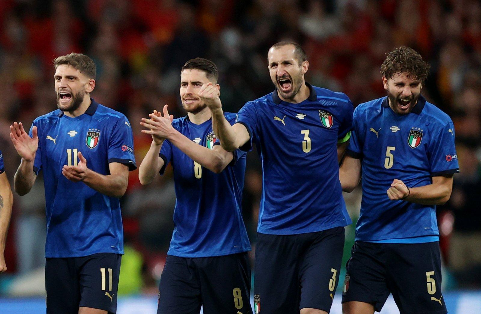 Cuándo y dónde ver Italia vs Inglaterra en la final de la Euro 2020