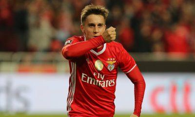 El Celta ficha a Cervi del Benfica donde volverá a coincidir con Coudet