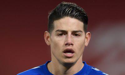 A James Rodríguez 'el AC Milan le ofrecerá la salida de la transferencia con la ex estrella del Real Madrid para dejar el club este verano'