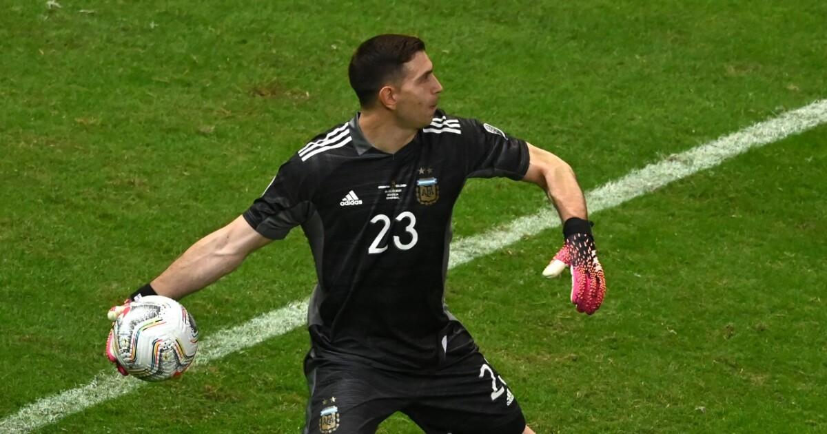 emiliano martinez afp 2 | Últimas Noticias Futbol Mundial