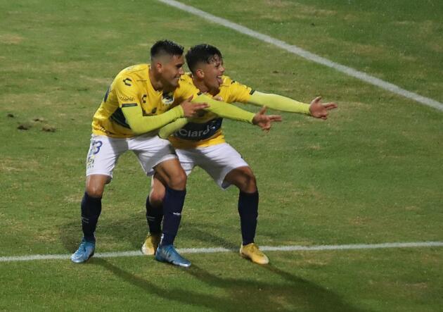 » Everton sigue en racha y derrotó a Ñublense por Copa Chile